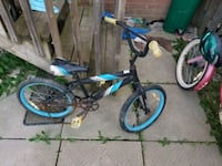 Kids bike bad condition selling as is Mississauga, L5W 1L9