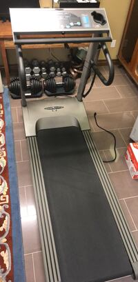 Vision T9600 HRT Treadmill - like new - rarely used Toronto, M6L 2M9