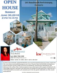 HOUSE For Sale 3BR 3BA Port Aransas