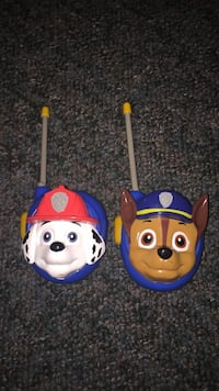 Paw Patrol Walkie Talkie Burlington