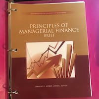 Principles of managerial finance brief textbook 2243 mi