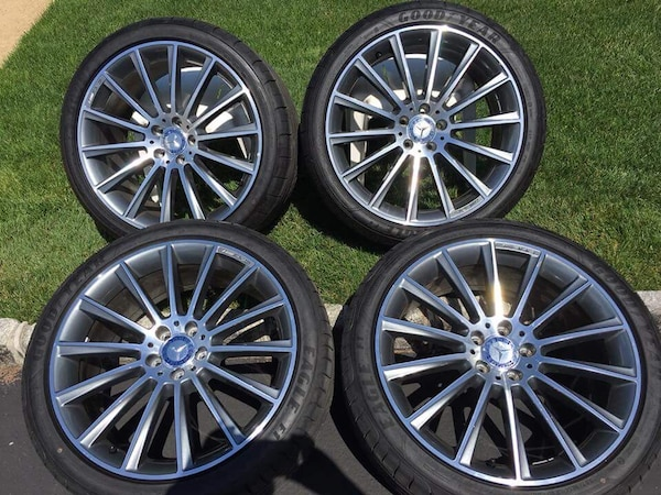Mercedes Rims For Sale >> Used 2017 Mercedes Benz S550 Amg Rims For Sale In Edison Letgo