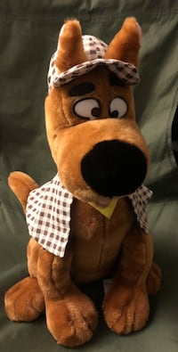 """Detective Scooby Doo 1997 18"""" Roswell, 30076"""