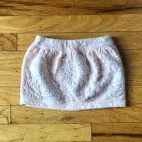 Janie and Jack Pink Quilted Skirt Milpitas