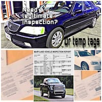 necesita inspeccion?  Message me for details. Halethorpe, 21227