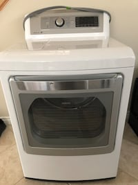 LG LARGE CAPACITY ELECTRIC DRYER  Rancho Cucamonga, 91701