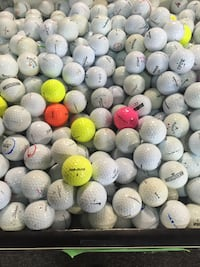 Used Used Golf Balls For Sale In Castle Rock Letgo