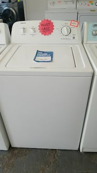 white top-load dryer Gainesville