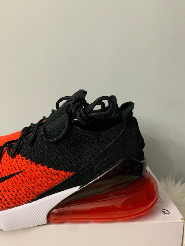11f0253a87 Used NIKE AIR MAX 270 FLYNIT size 8 brand new authentic for sale in New York  - letgo