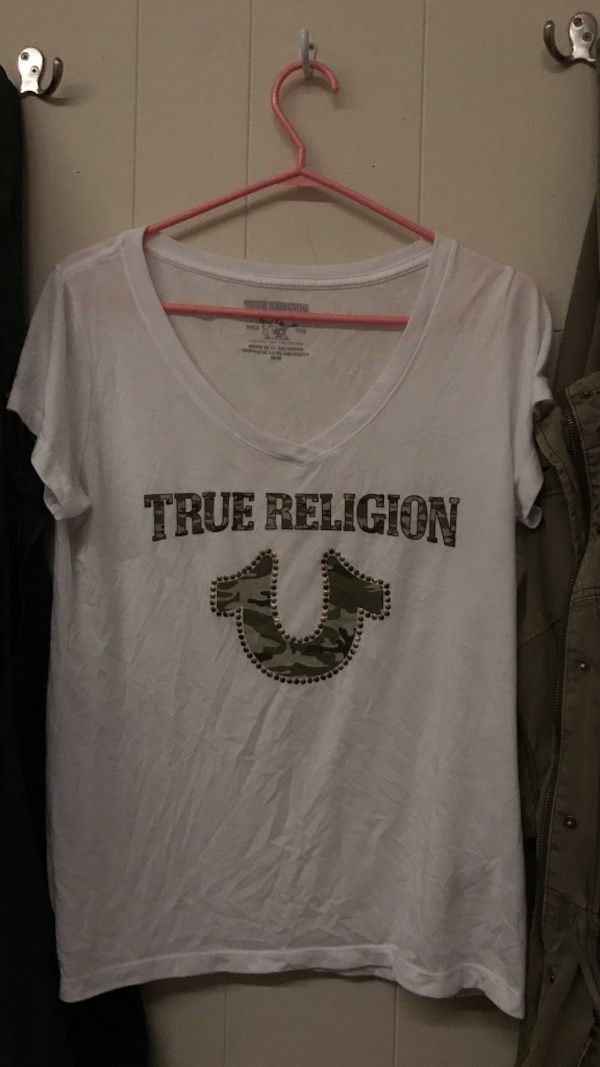 Women's true religion shirt