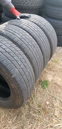 16 INCH CAR TIRES 205-65-16 Fosters, 35463