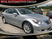 Lexus-LS 460-2010 North Chesterfield