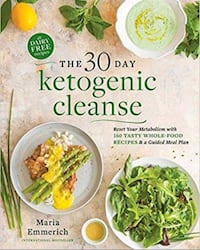 30 Day Ketogenic Cleanse Book Lansing, 48906