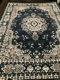Brand new area rug blue and grey Mississauga, L5J 4E6