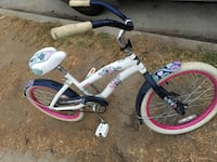 toddler's white and purple bicycle Los Ángeles, 91304