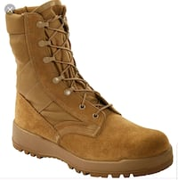 Hot Weather Coyote Boots x2 Pr 9.5 R Newport News, 23607