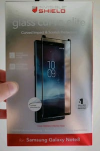 Zagg glass screen projector for note 8