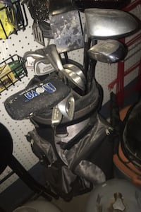 Golf clubs with bag Montgomery Village, 20886