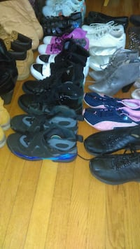 Variety of  women's shoes and toddler girls Hazelwood, 63042