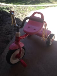 Toddler's pink and white trike Bakersfield, 93311