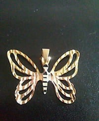 10k gold butterfly Tri colored New Tecumseth, L9R 1G4