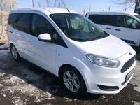 2014 Ford Tourneo Courier Journey 1.5 L TDCI 75PS DELUXE Bülbül, 36000