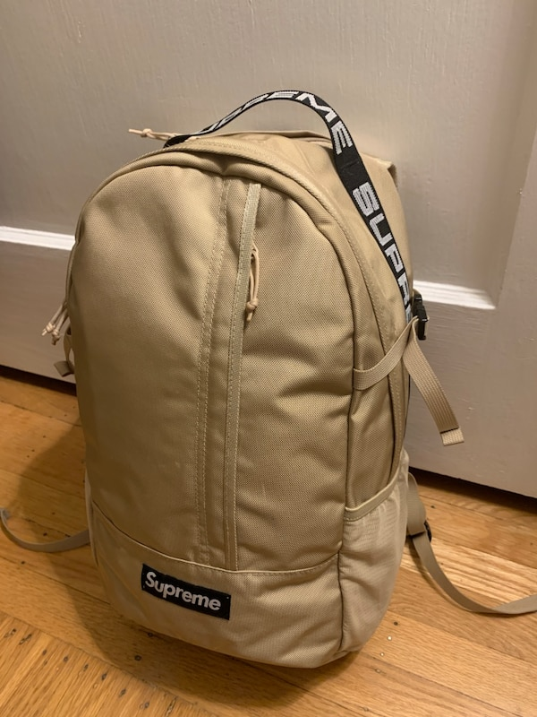8f978a462cf93c Used Supreme Backpack SS18 for sale in Oakland - letgo