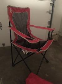 Folding camping chair  Alexandria, 22304