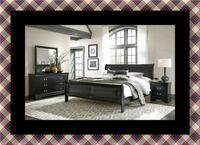 11pc black Marley bedroom set Capitol Heights, 20743