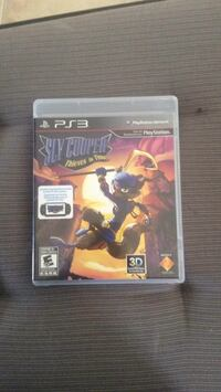 Ps3 game sly cooper