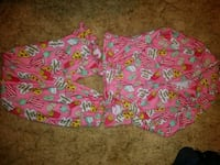 two pink and green floral shorts Corpus Christi, 78410