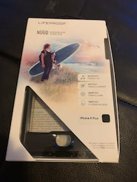iPhone 8+ Lifeproof Nuud Case London, N6G 3Y9