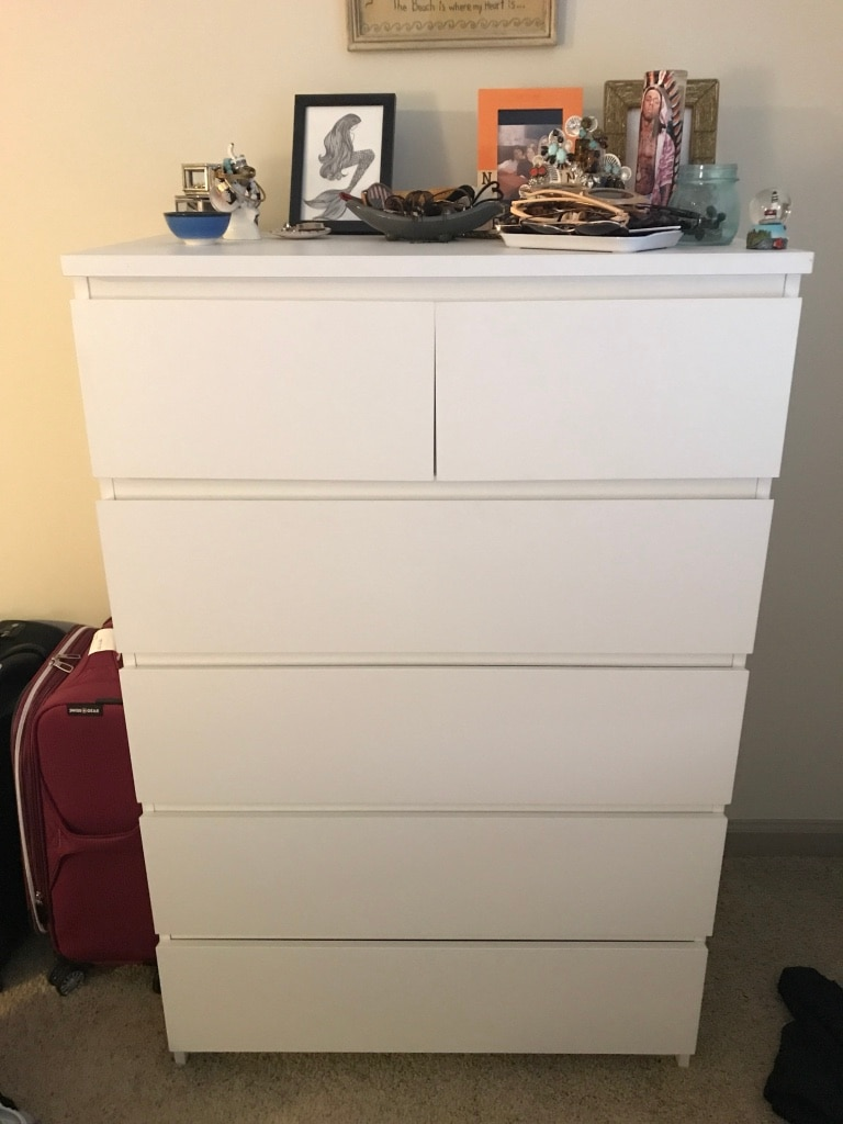 used ikea malm 6 drawer dresser for sale in atlanta letgo rh us letgo com