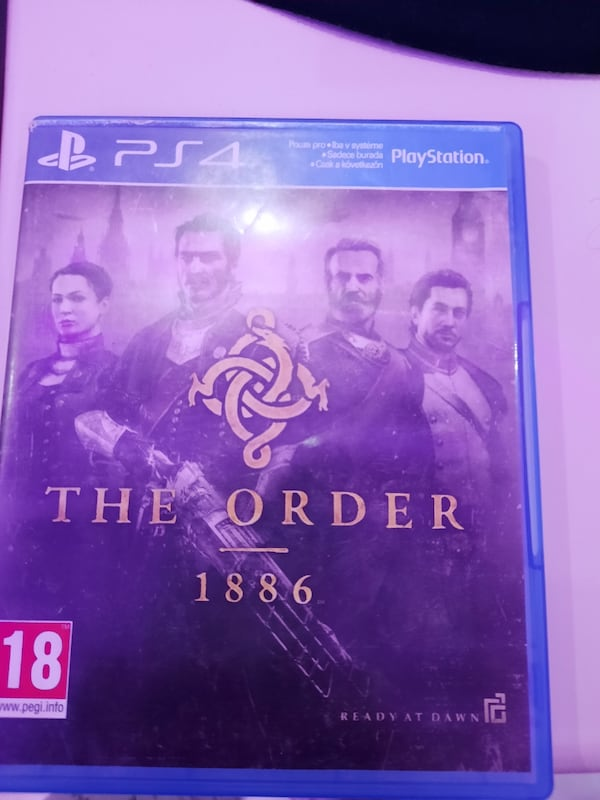 The order 1886 ps4(Son Fiyat) 0f8d3533-b172-49e1-afd7-8d9c01390a9b