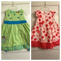 3T Dresses ($3/each or both for $5)