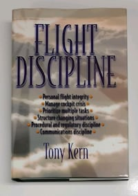 Flight Discipline by Tony Kern Barrie, L4N 7L8