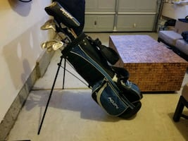 Women's Golf Club Set and Bag