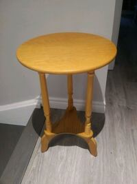 Round End Table Mississauga, L5G 1C3