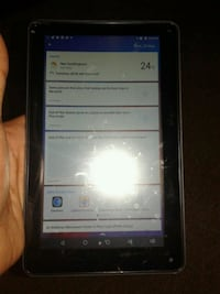 black android smartphone with black case Rochester, 14605