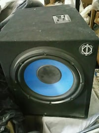 "Subwoofer 12"" for car"