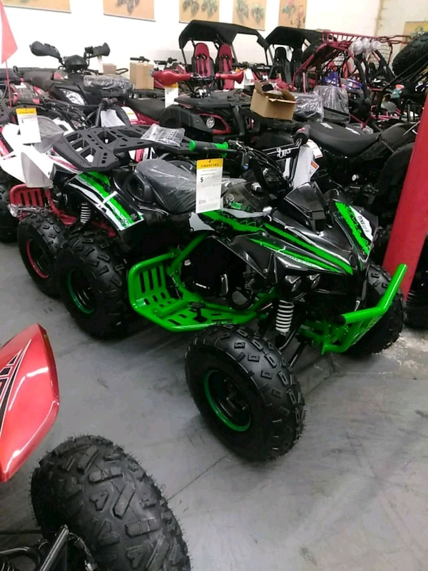125cc Atv {PK Soft}