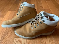 Boys Timberland Boots size 6 1/2 non-marking sole  Haverhill, 01832