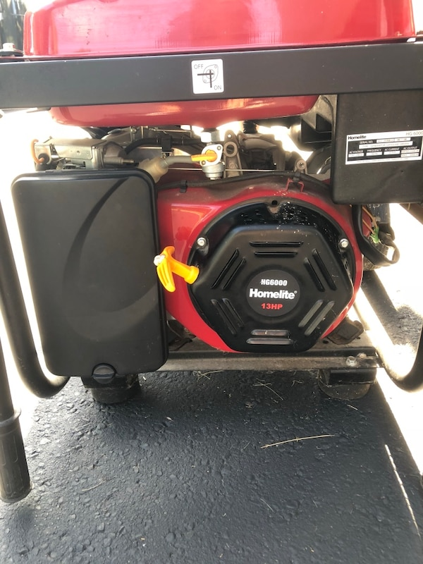 red and black portable generator 8741efcd-161c-4056-a019-8e0375cf26c1