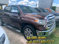 2014 - Toyota - Tundra Houston