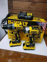 Dewalt 20v máx XR Brushless Compact drill new comb Roswell, 30075