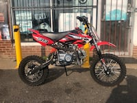 125 semi auto dirtbike  North Brentwood, 20722