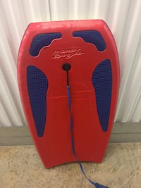 Morey Boogie Board Slick Bottom Body Surf Board