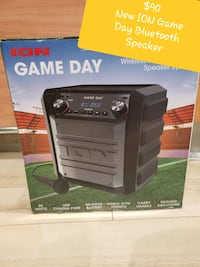NEW ION Game Day Wireless Rechargeable Speaker  Vaughan, L4L 8K5