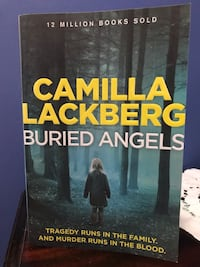 Buried Angels by Camilla Lackberg Toronto, M6H 1X1