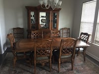 Dining room set with China cabinet Virginia Beach, 23455
